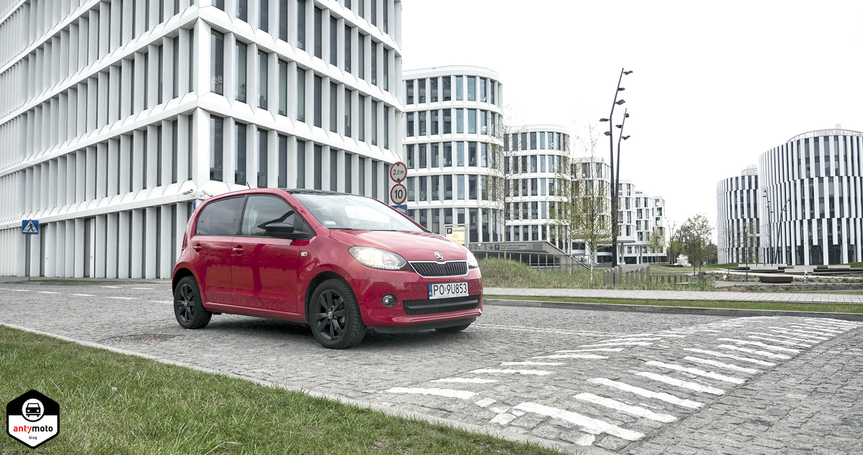 TEST: Skoda Citigo