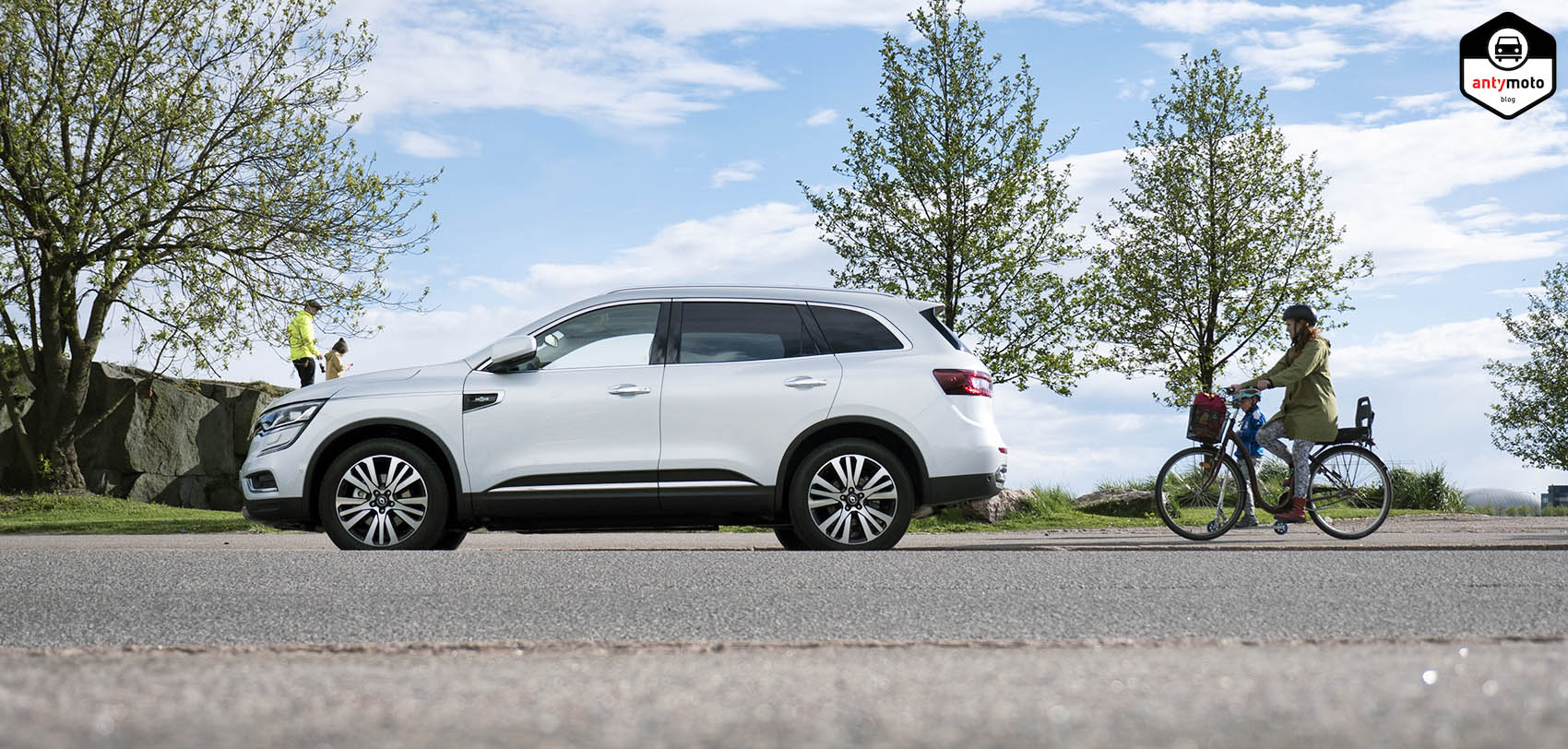 Test Renault Koleos Finlandia