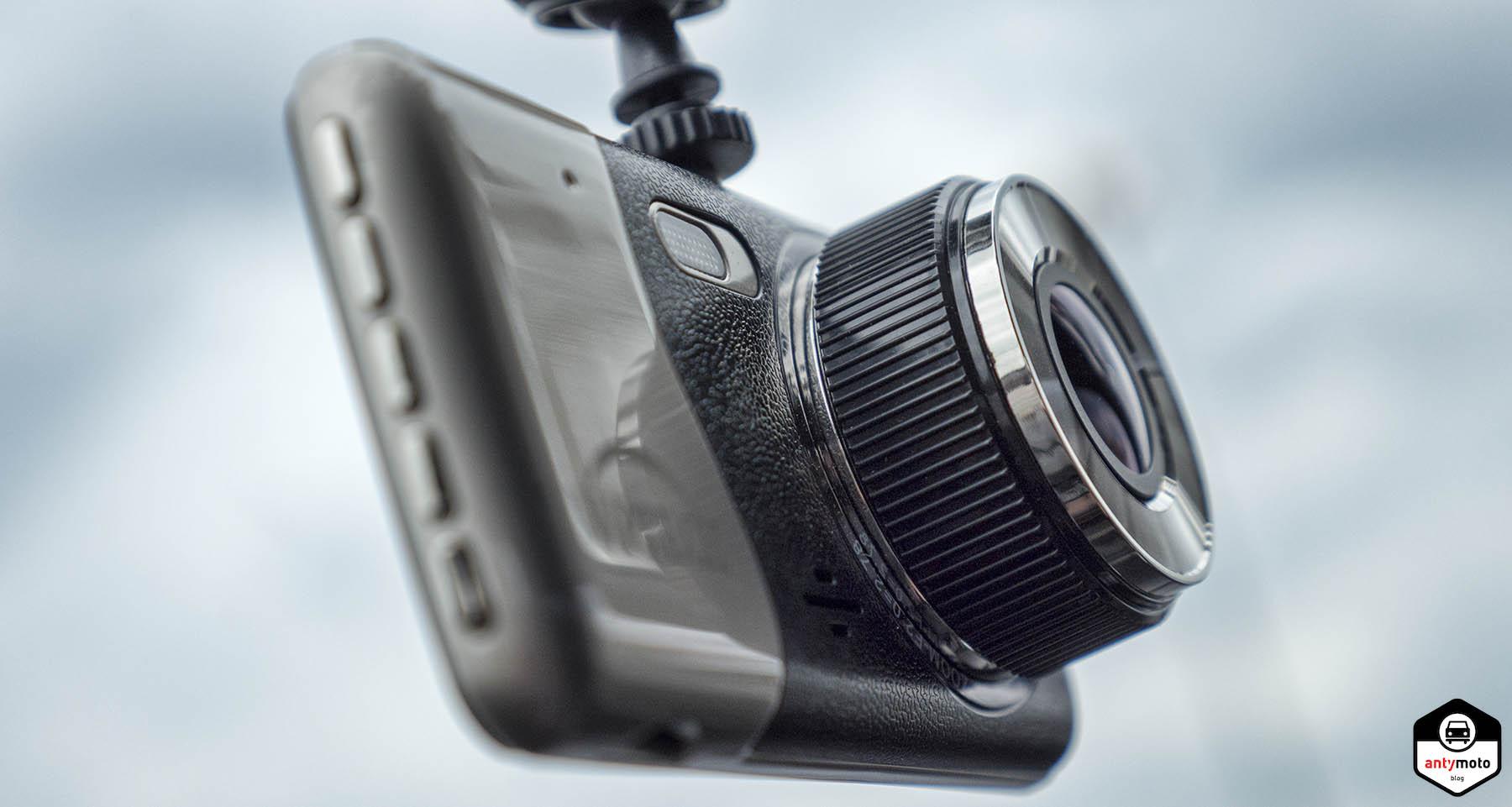 Test kamery samochodowej JSE WINPLUS CDR196