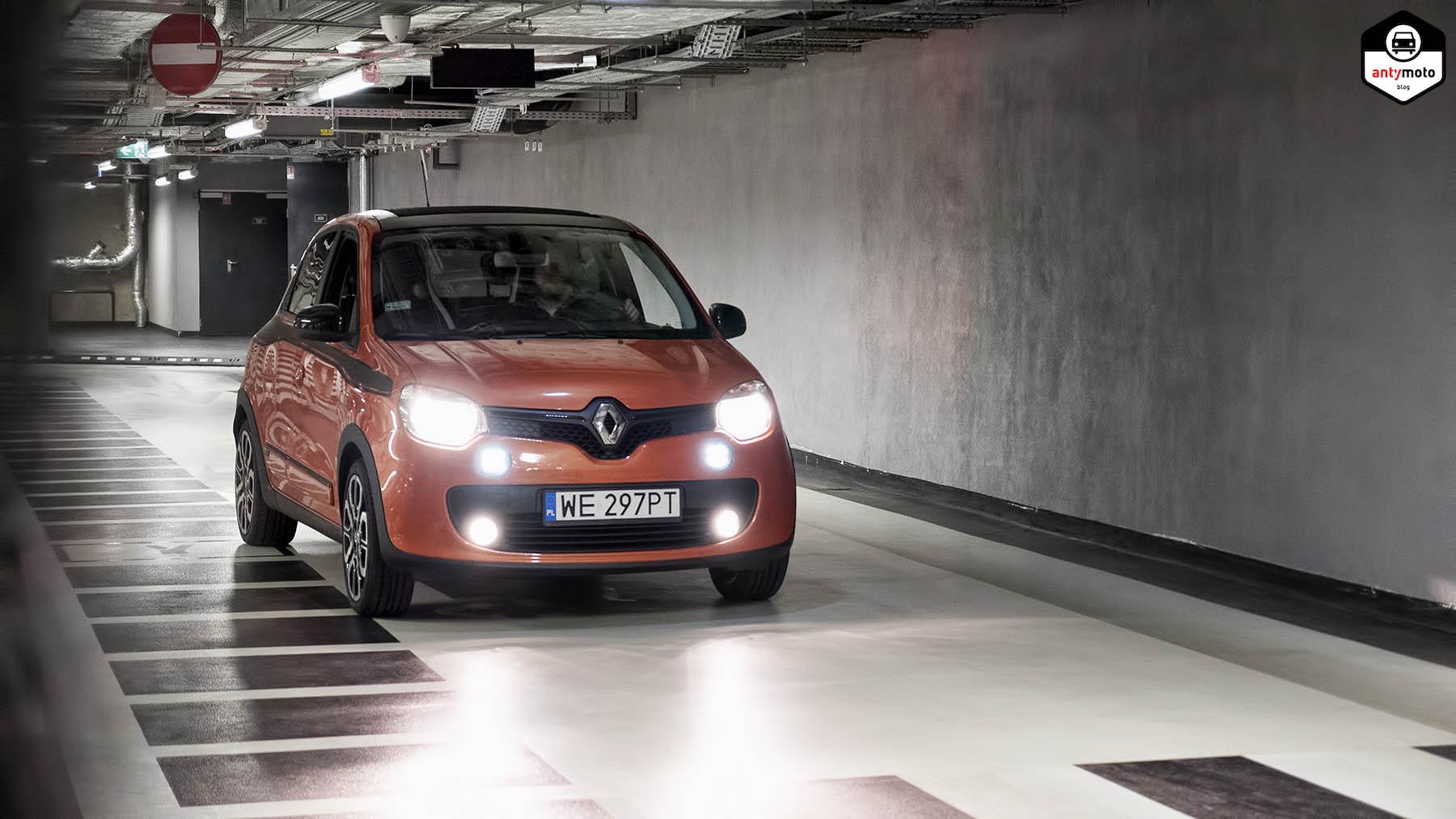 Renault Twingo GT test
