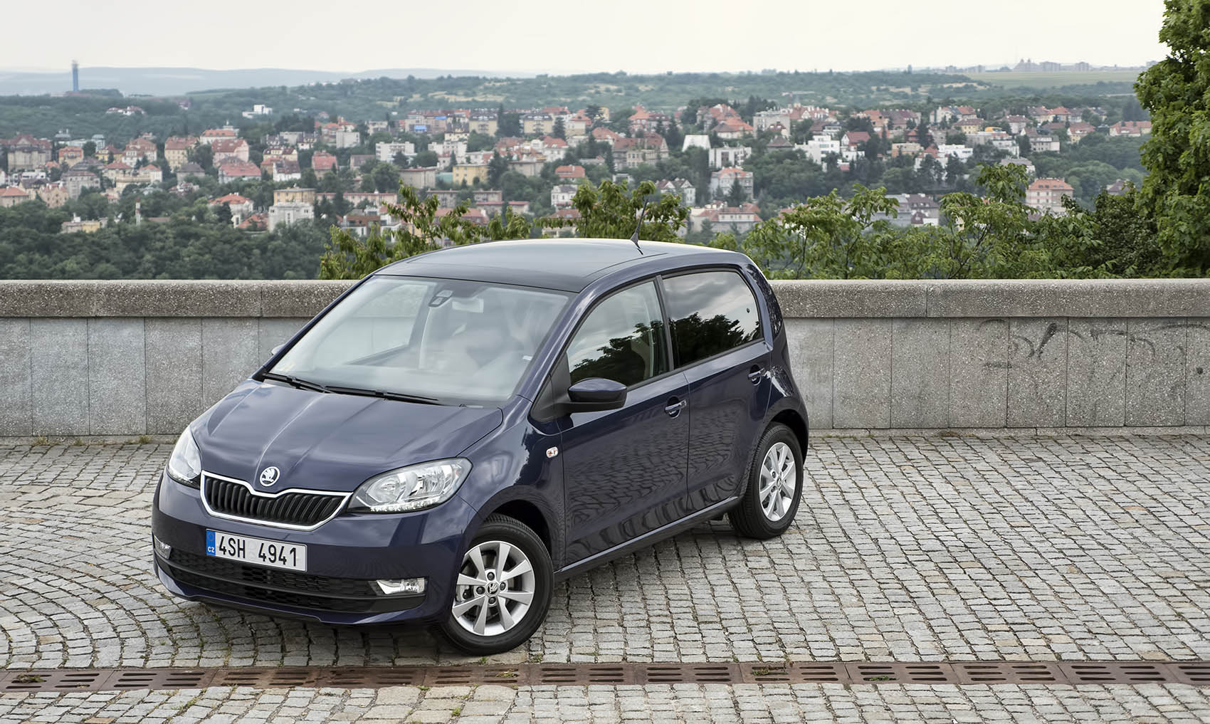 Nowa Skoda Citigo test