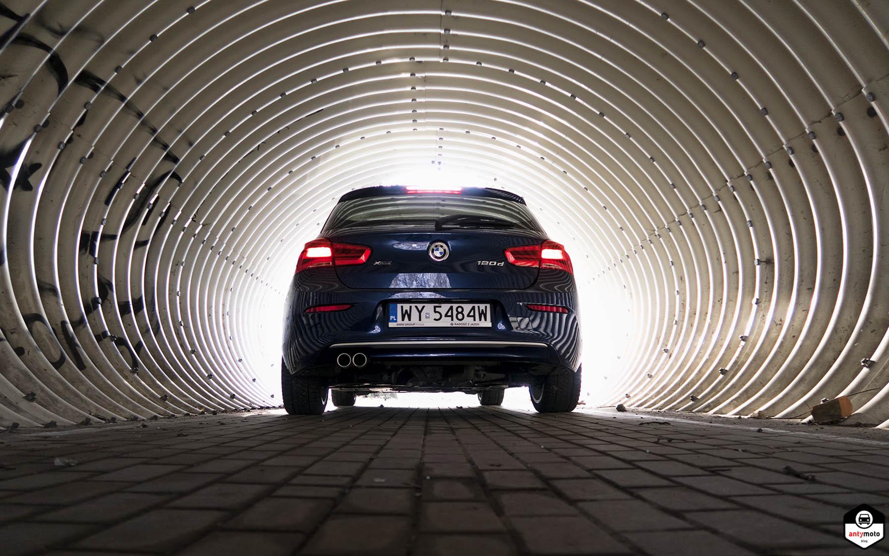 TEST: BMW 120d xDrive