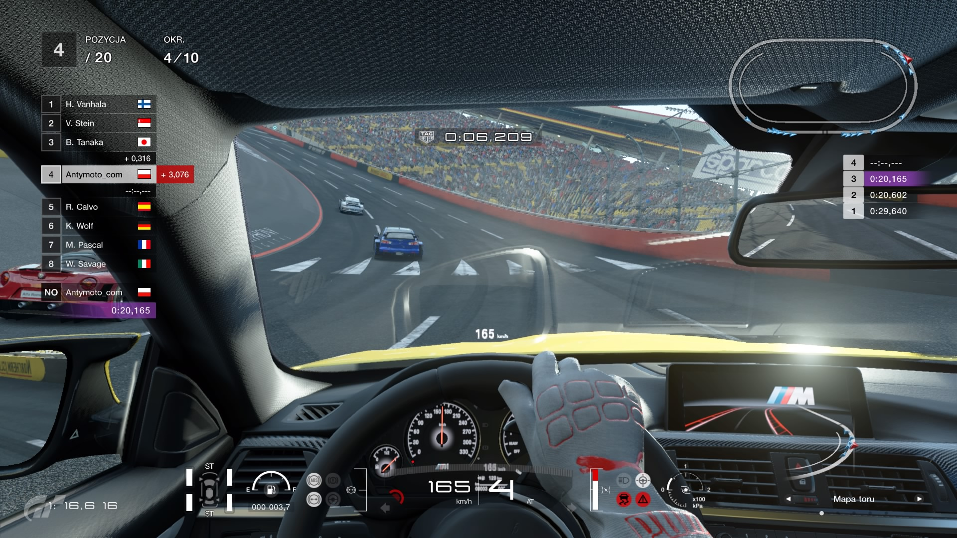 Gran Turismo Sport recenzja