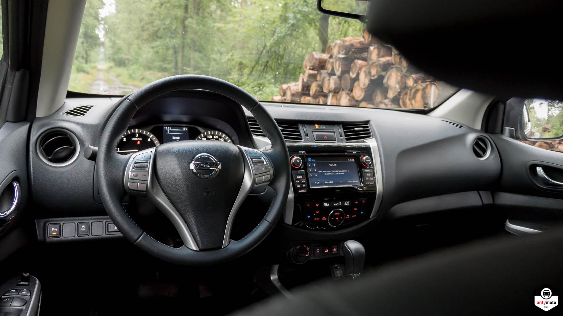 TEST: Nissan Navara