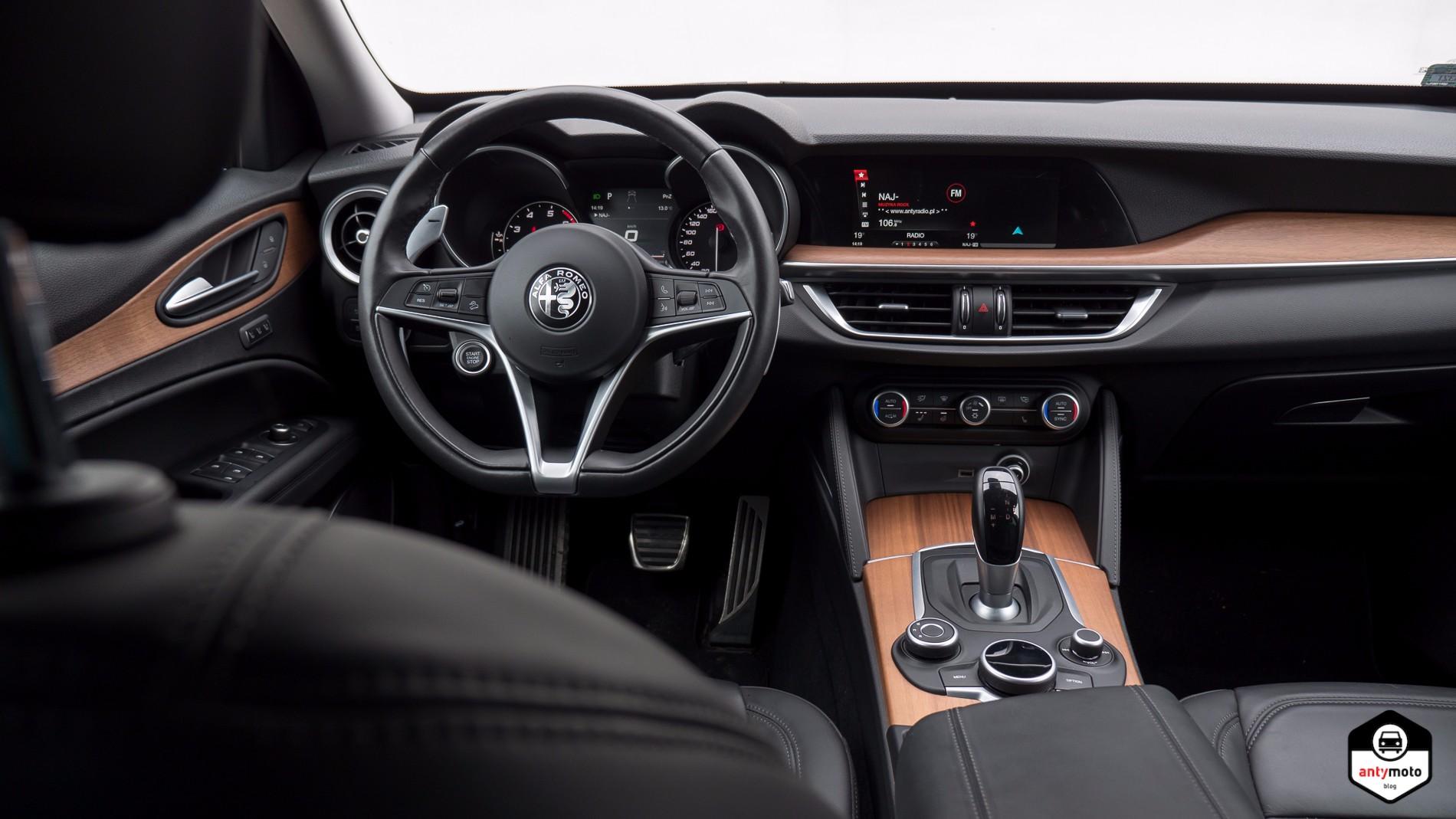TEST: Alfa Romeo Stelvio