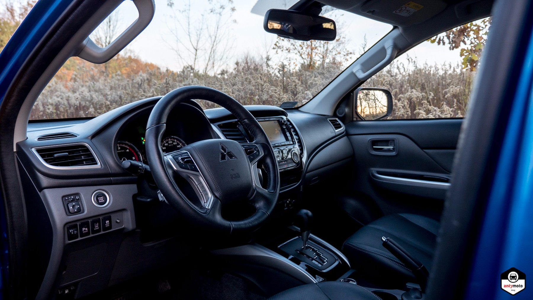 TEST: Mitsubishi L200