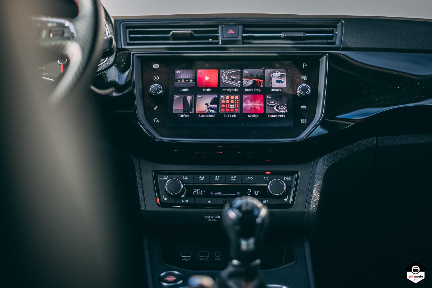 TEST: Seat Ibiza FR