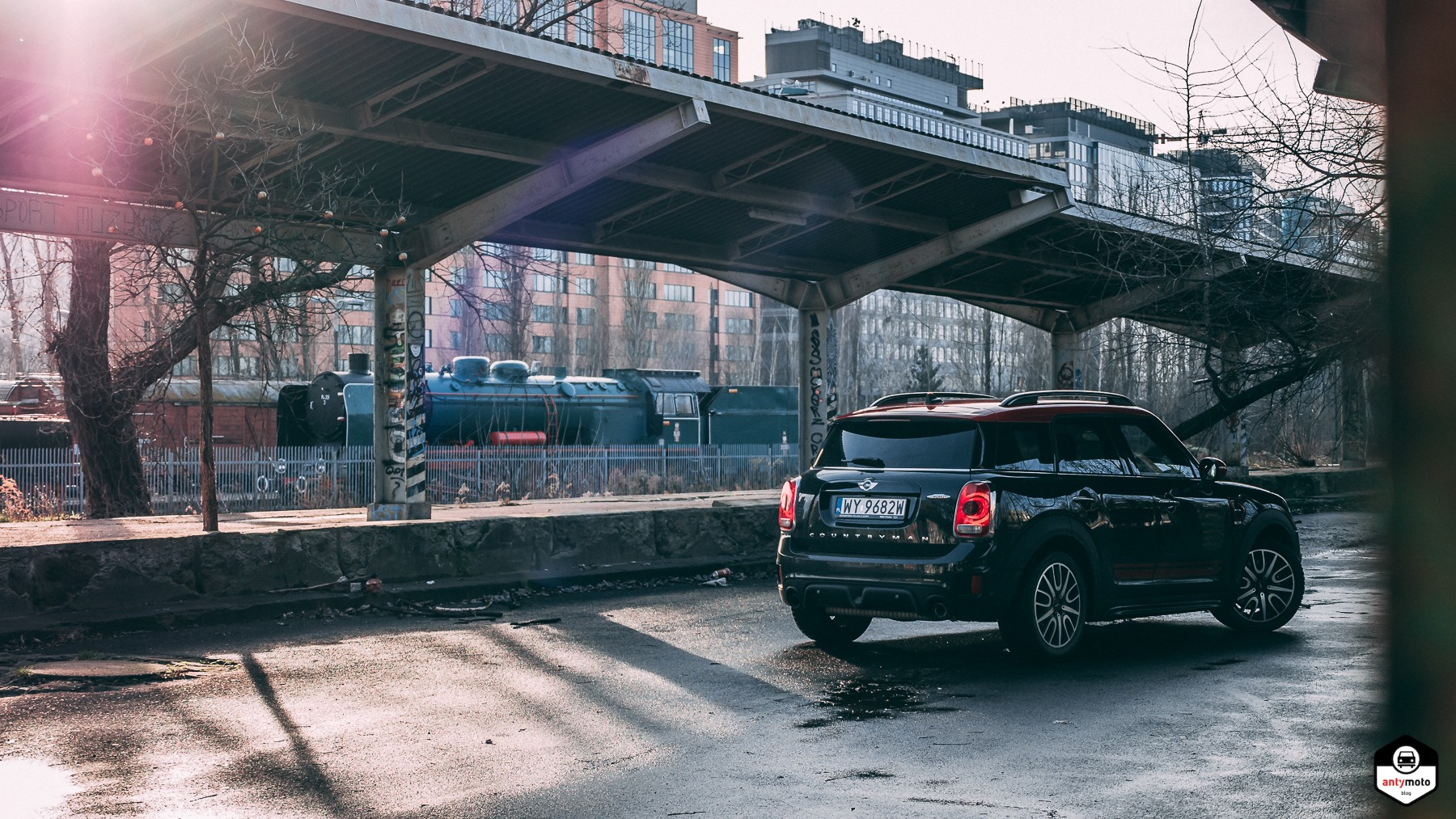 TEST: MINI John Cooper Works Countryman ALL4