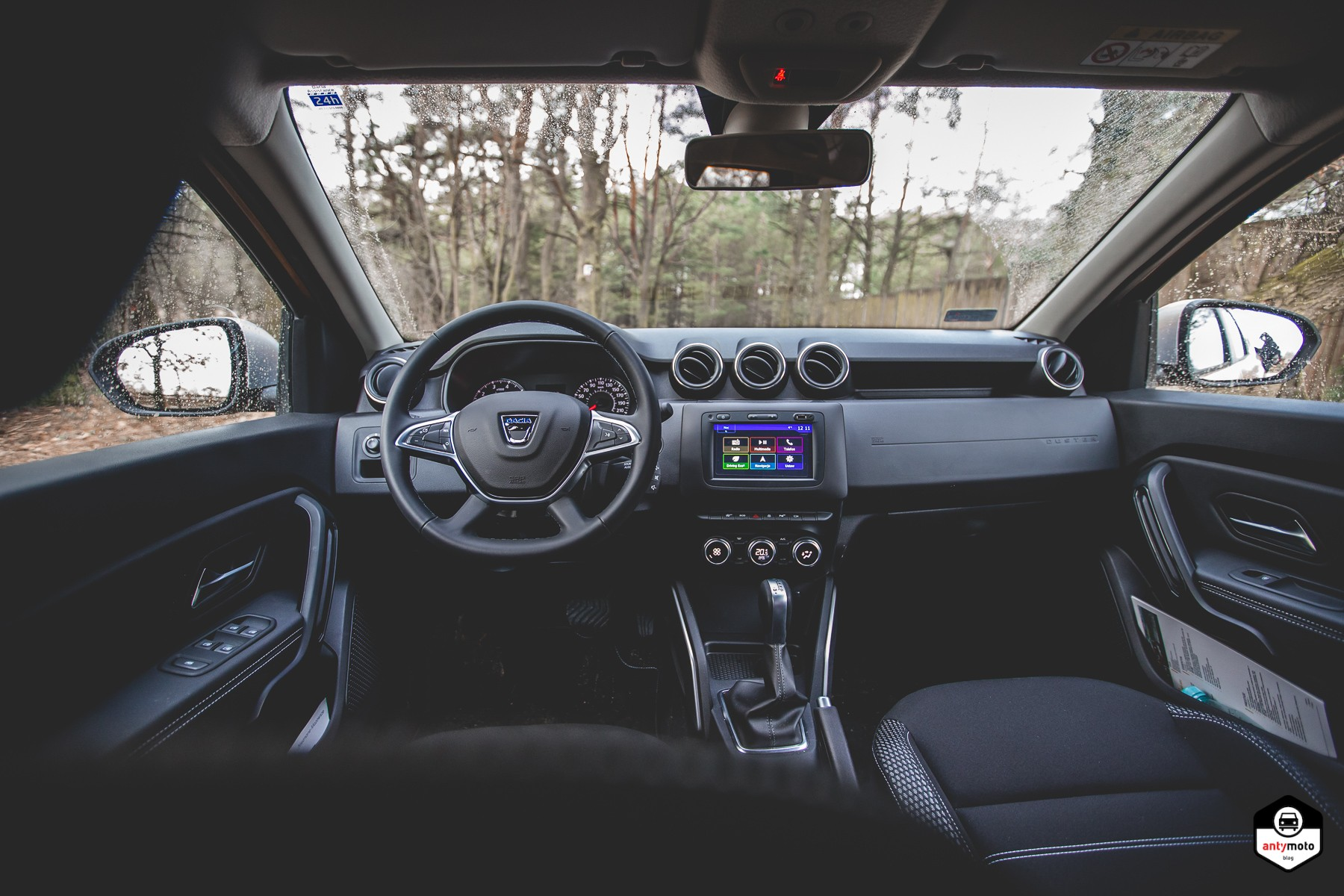 Nowa Dacia Duster | Pierwsza jazda