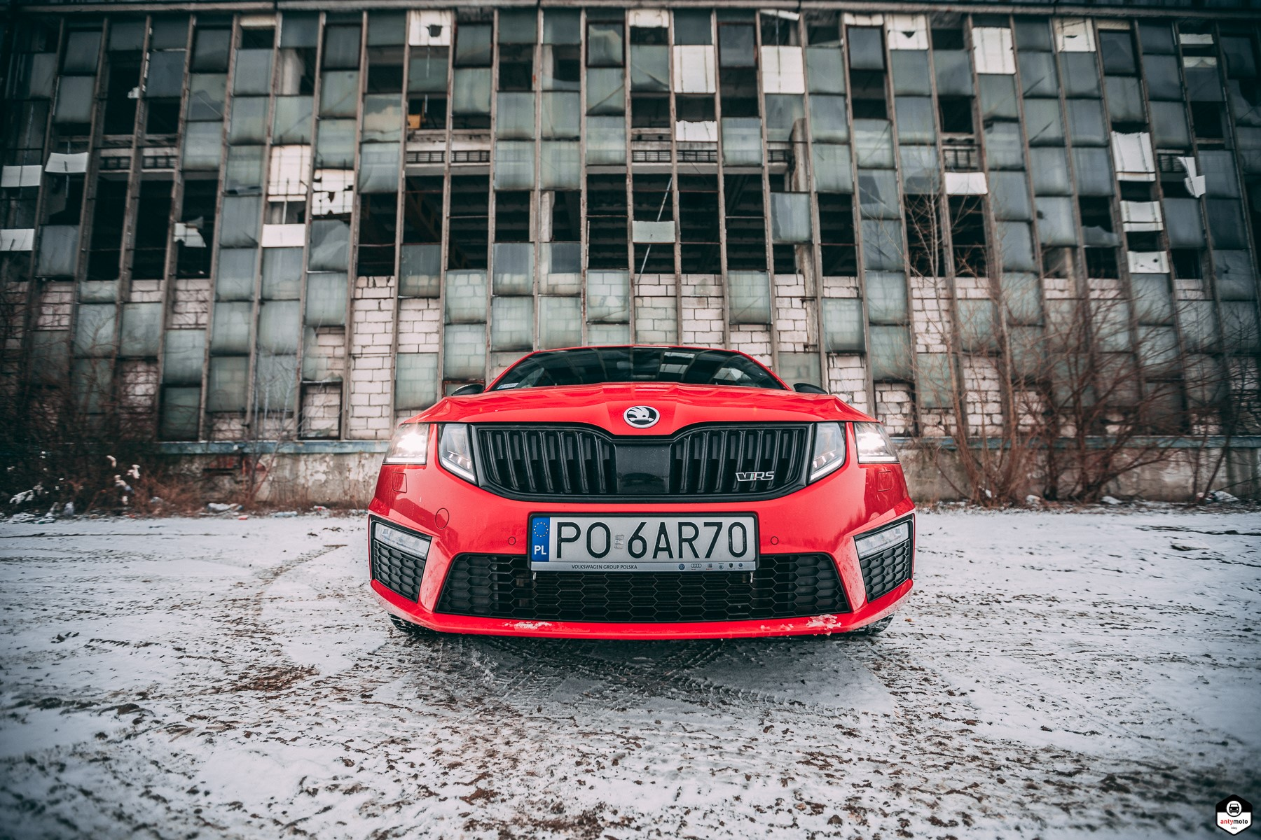 TEST: Skoda Octavia RS 245