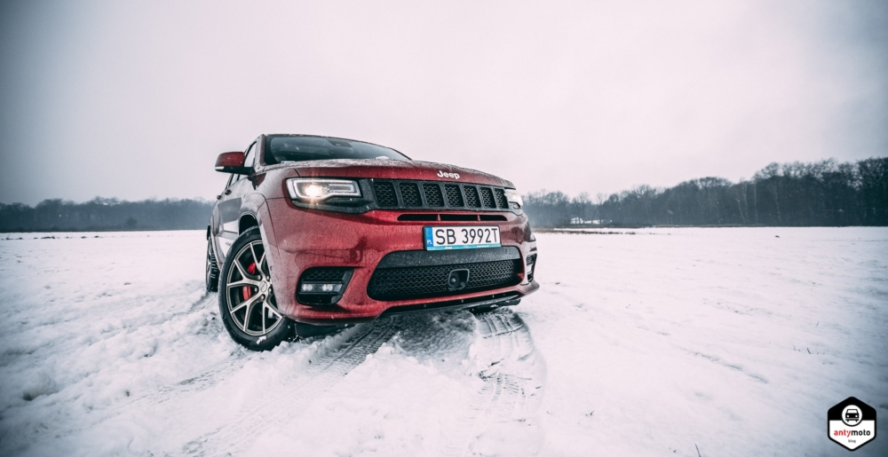 TEST: Jeep Grand Cherokee SRT