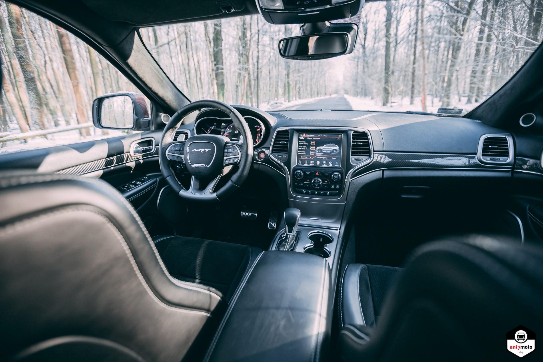 TEST: Jeep Grand Cherokee SRT