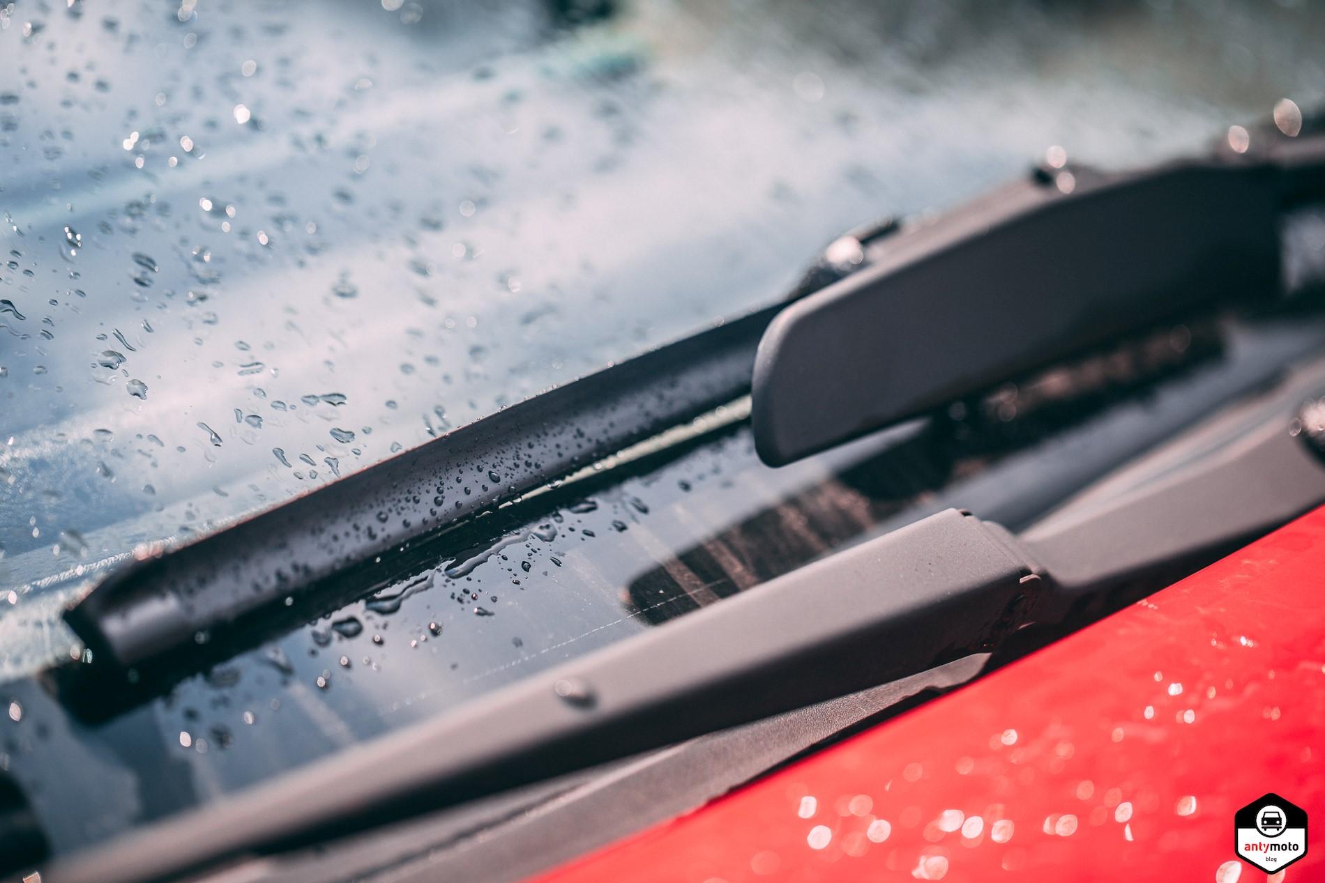 Wycieraczki samochodowe jakie wybrać poradnik