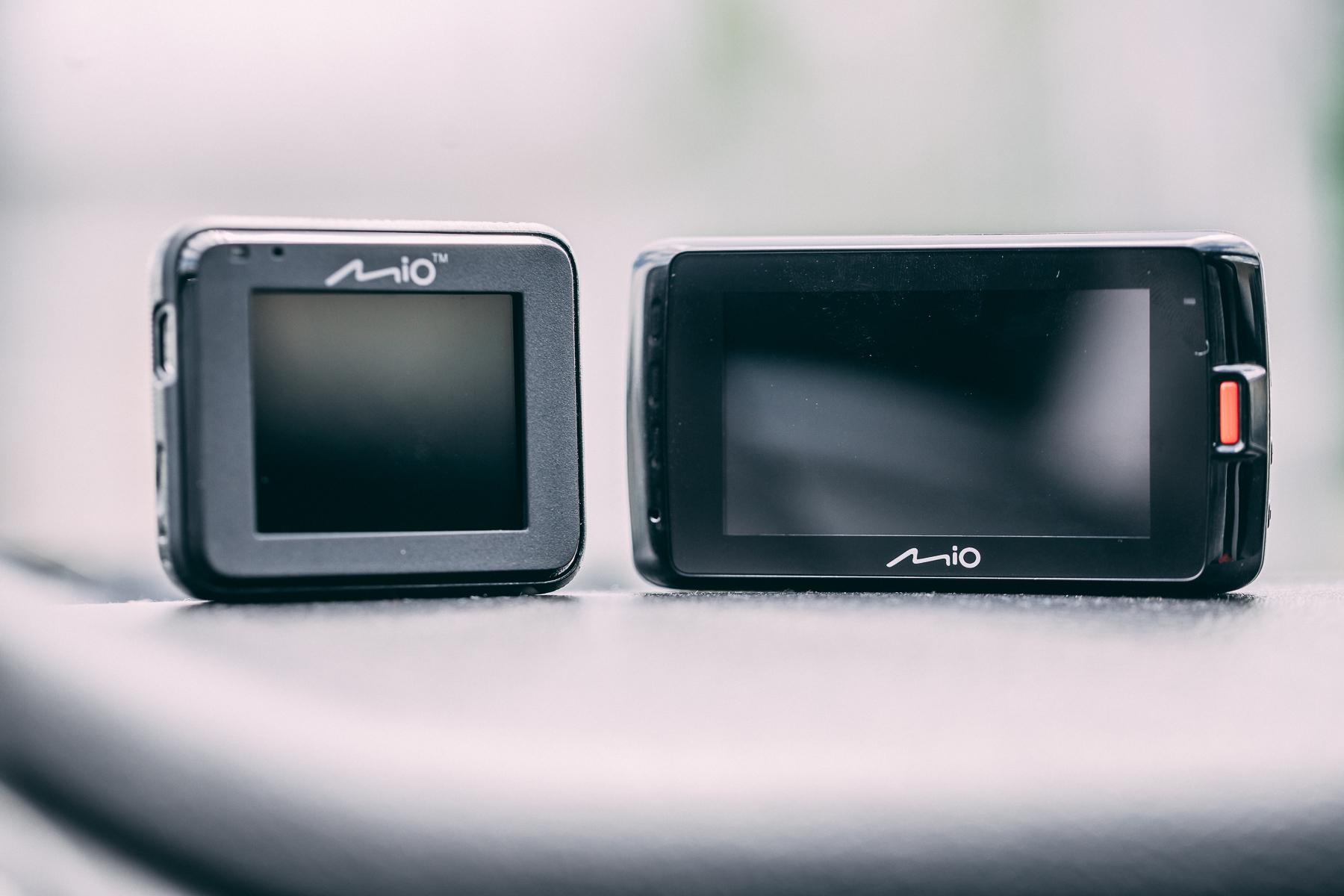Jaki wideorejestrator Mio C320 892 WIFI Pro