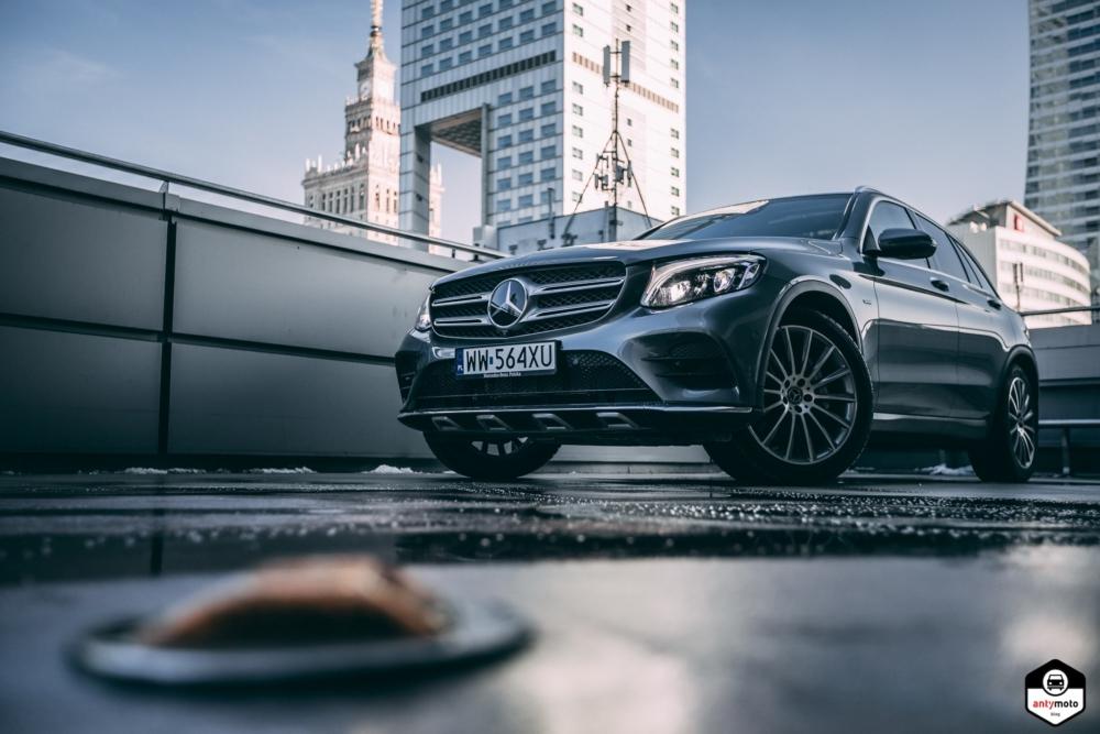 TEST: Mercedes GLC 350e