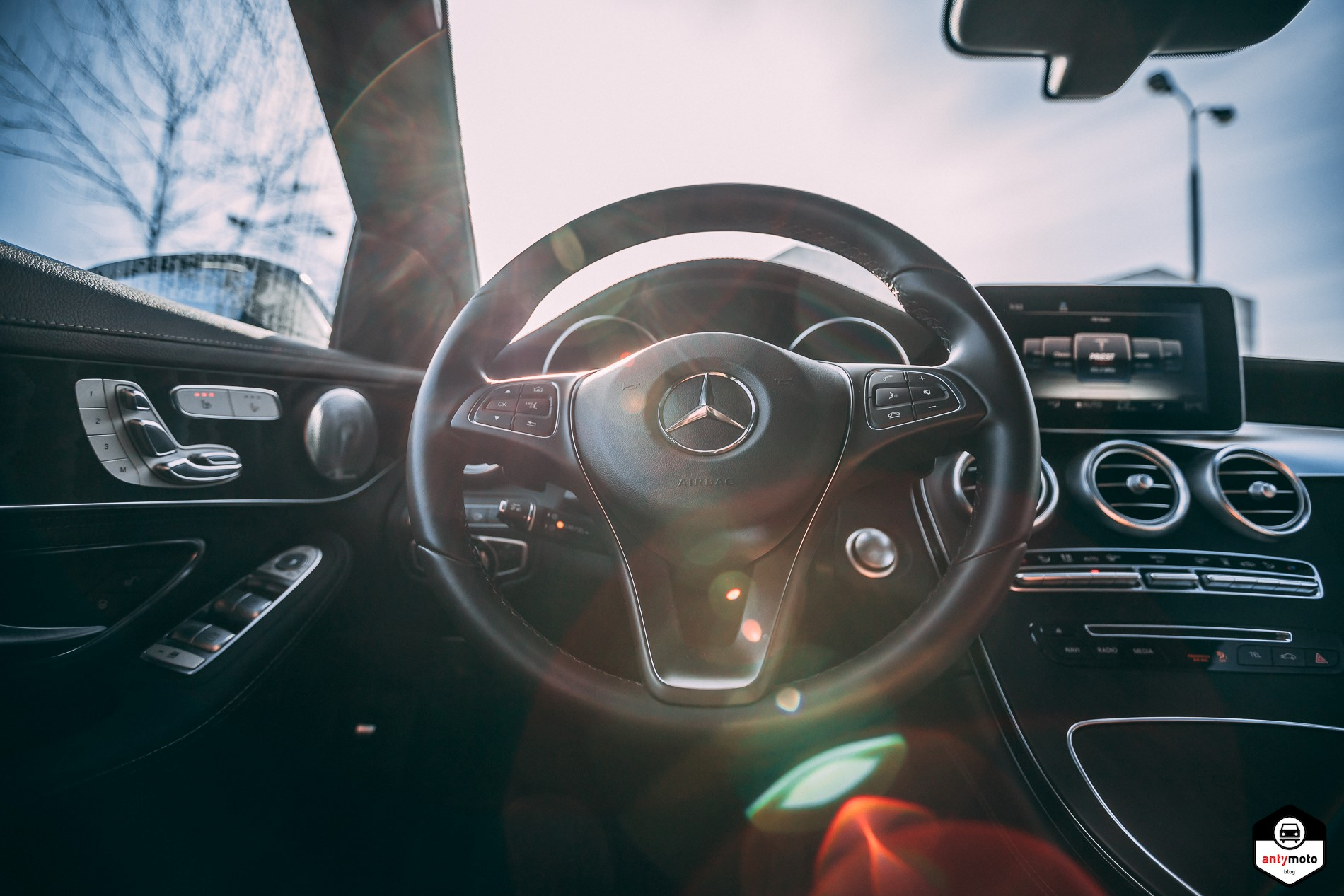 TEST: Mercedes GLC 350e