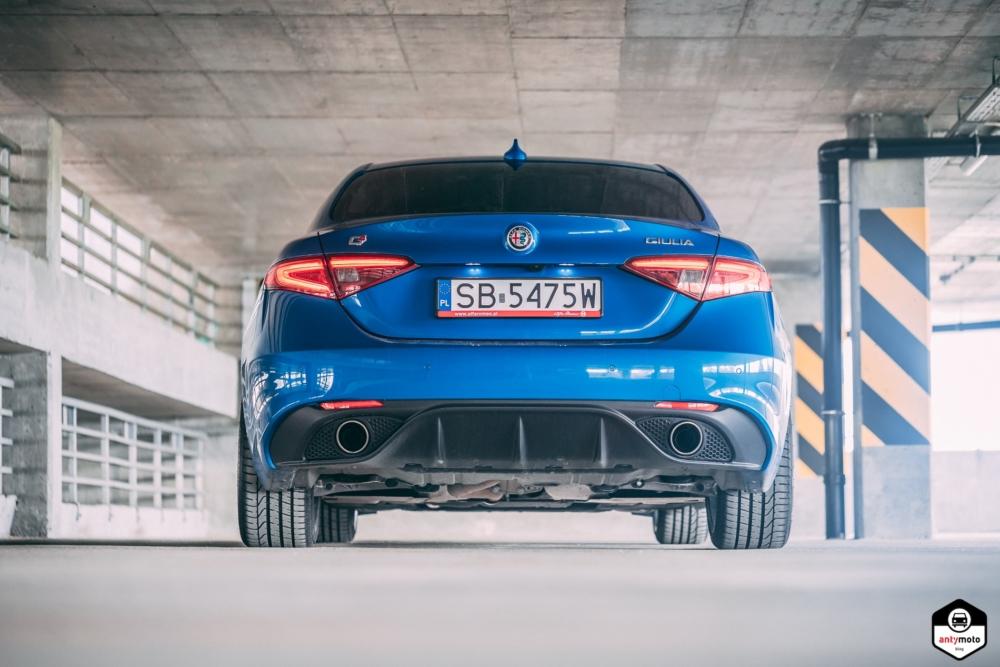 TEST: Alfa Romeo Giulia Veloce