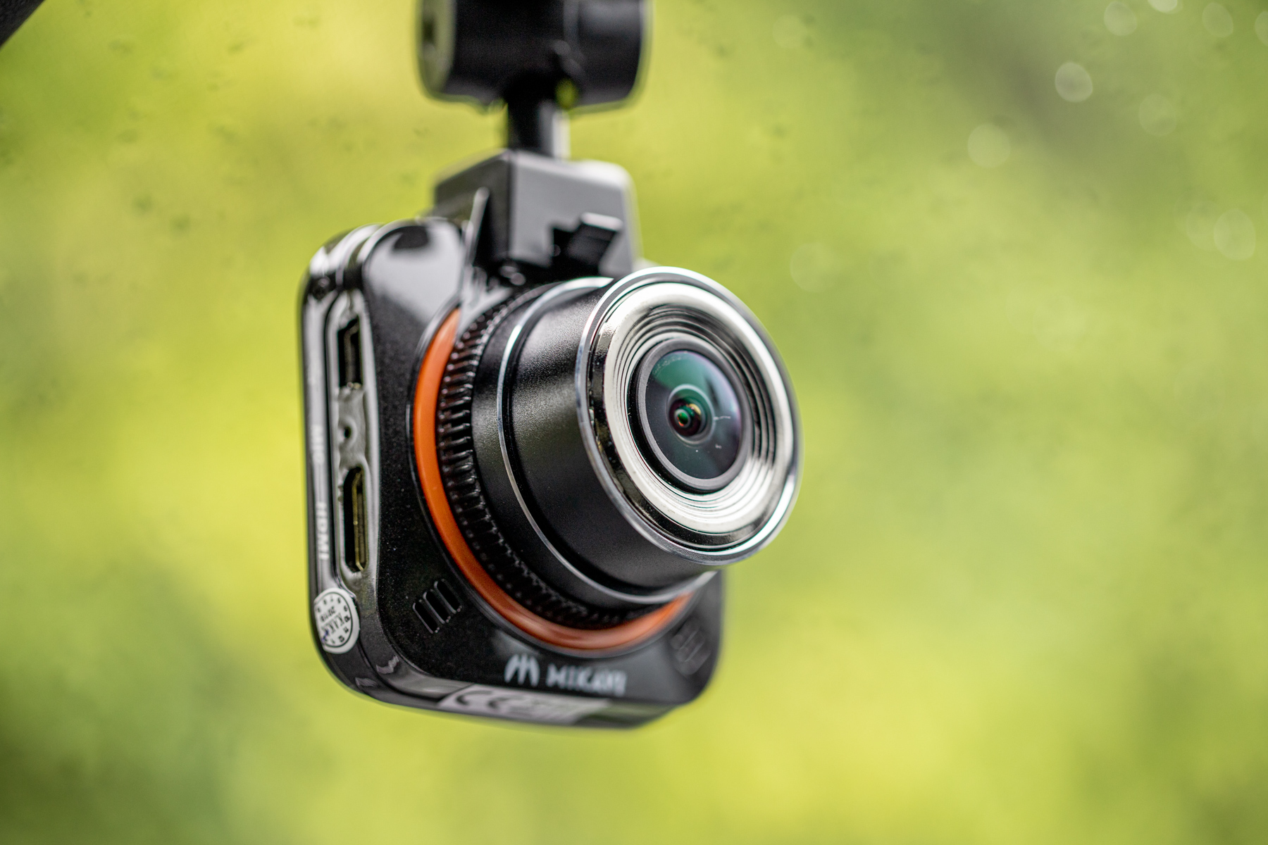 Mikavi wideorejestrator kamera samochodowa (14)