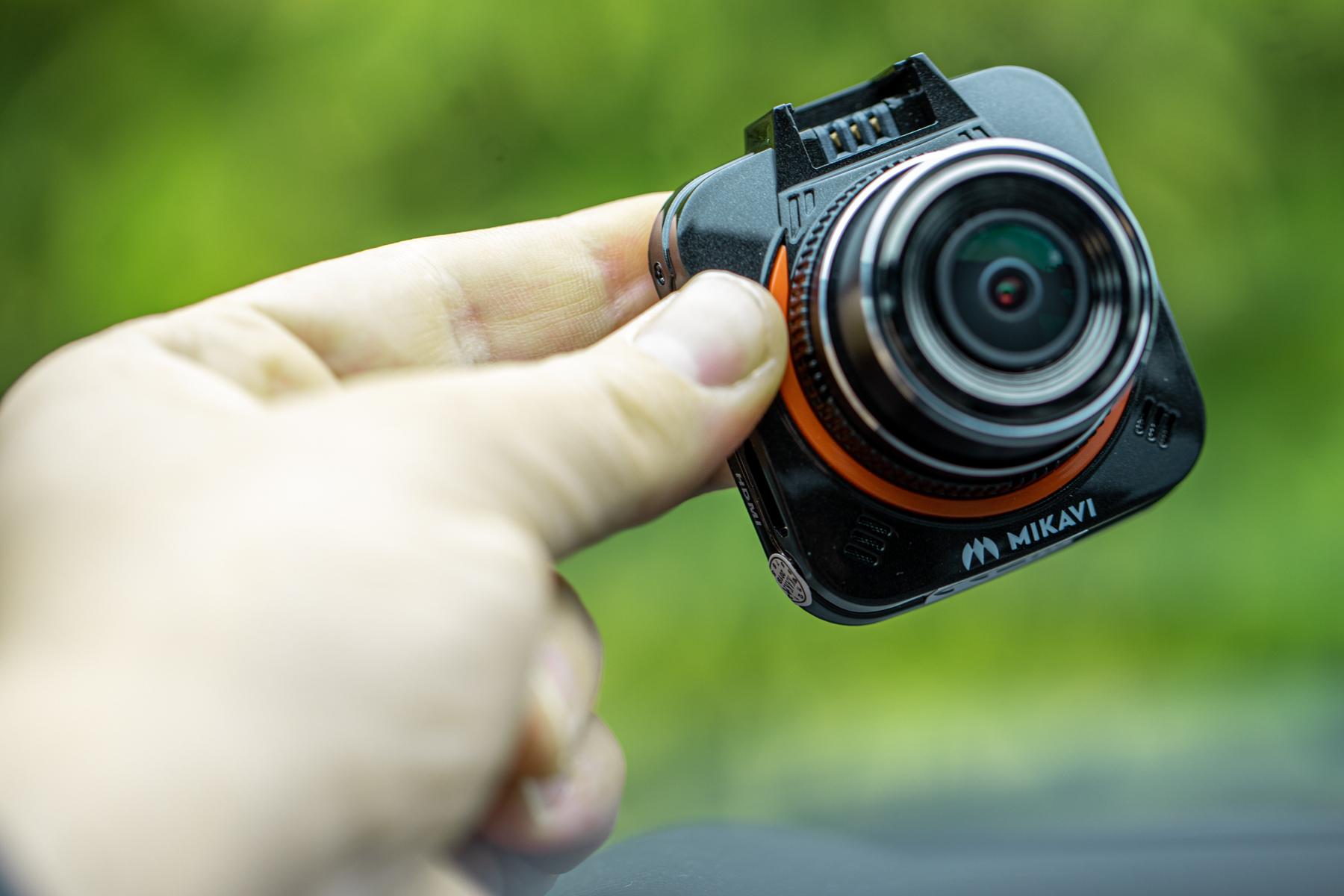 Mikavi wideorejestrator kamera samochodowa (7)