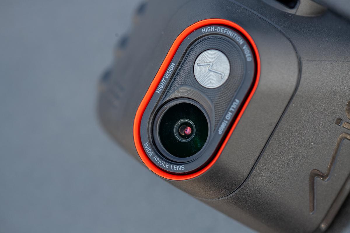Test wideorejestratora Mio C312