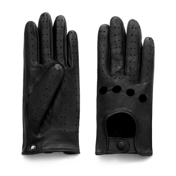 Rękawiczki samochodowe damskie