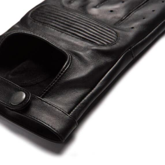 Rękawiczki samochodowe męskie napoSPEED (czarny)
